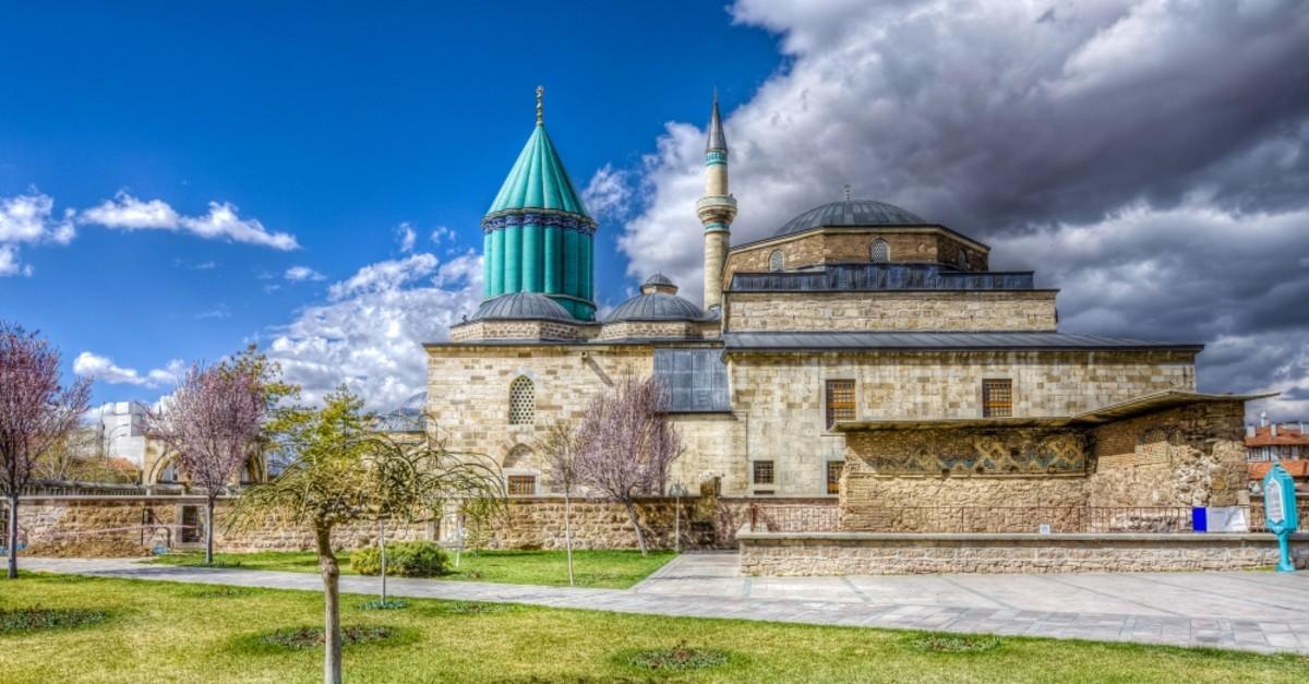 Konya Where Spirituality Meets Stunning Architecture