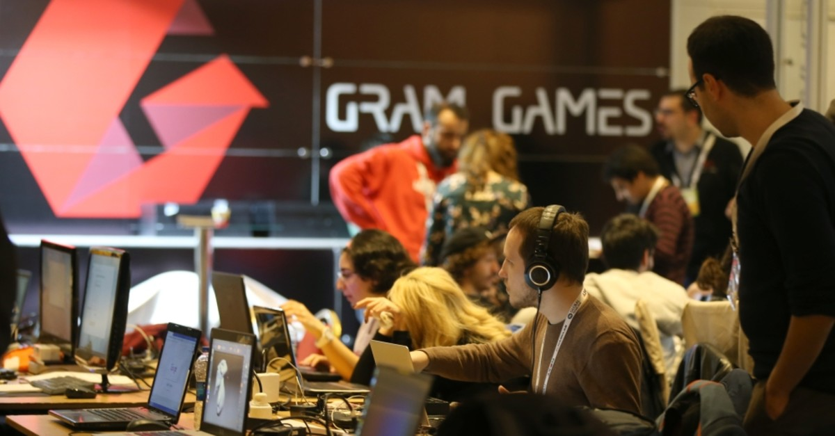 Turkish Gaming Industry Report suggests there are more than 30 million gamers in Turkey