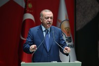 Turkey warns of opening Europe's gates for refugees
