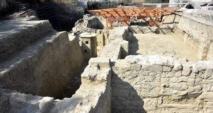 pBei den seit zwei Jahren andauernden Ausgrabungen wurden in Antalya im Sankt-Nikolaus-Gedächtnismuseum ein zweistöckiges Bauwerk und Teile des Bauwerks gefunden./p  pDie Ausgrabung wurde unter...
