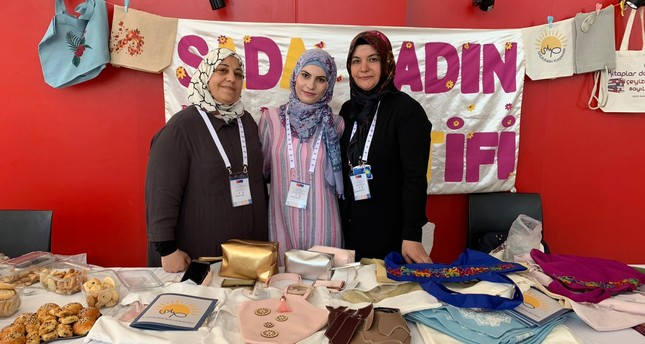 SADA: The cooperative that aims to be the voice of Syrian, Turkish, Afghan women