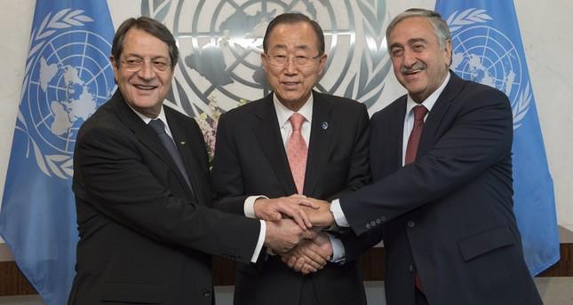 Ban Ki-moon verspricht Unterstützung in Zypern-Frage