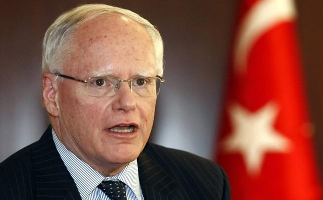 Former US ambassador to Turkey James Jeffrey: US gov't can ...
