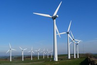 Renewables accounted for 93 pct of installed power last year