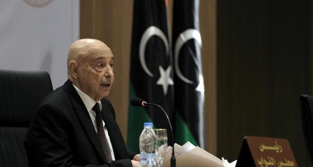 Aguila Saleh Reuters Photo