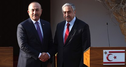 pForeign Minister Mevlüt Çavuşoğlu has expressed that the enosis issue was a reflection of the Greek Cypriot administration's insincerity in approaching peace talks./p