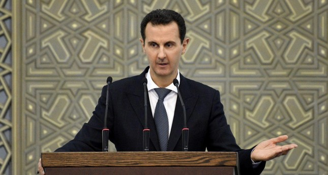 Areas controlled by YPG must return to regime authority, Assad says