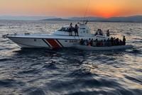 Türkei stoppt 330 Flüchtlinge auf dem Weg nach Lesbos