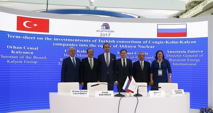 pThe idea that energy can foster good terms between partner states has recently been illustrated with strong Turkish-Russian energy projects such as TurkStream. The two countries sealed their...
