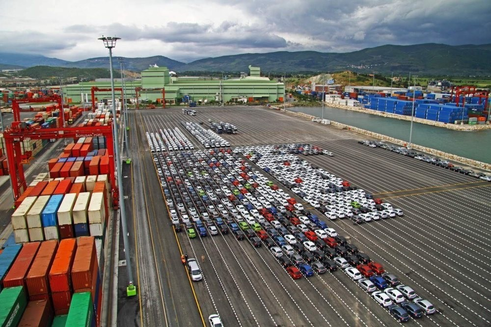 With $3.14 billion in exports in March, automotive sector reached a 21 percent share, which corresponds to more than one-fifth of all of Turkey's exports.