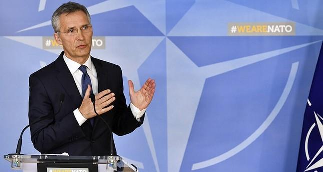 الأمين العام لحلف شمال الأطلسي (الناتو)، ينس ستولتنبرغ- أسوشيتد برس