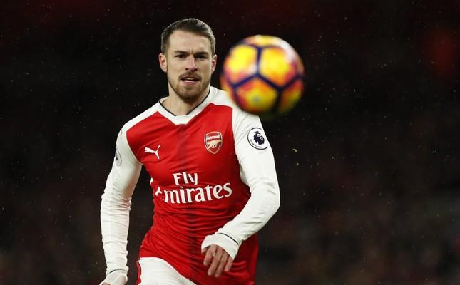 Report: Ramsey set to swap Arsenal for Juventus