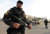 At least 54 police killed in ambush with terrorists in Egypt