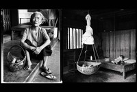 Photos by French-Laotian artist in Istanbul with 'Mere, Meres'