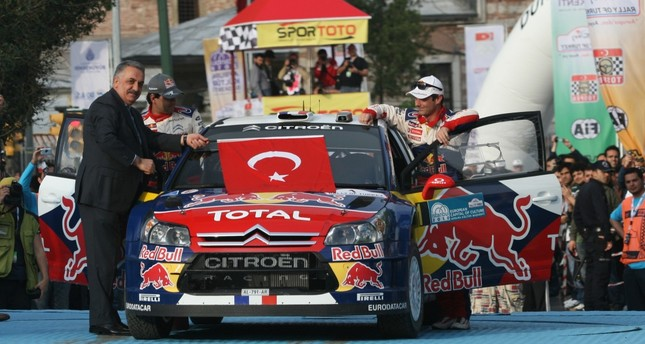 World Rally Championship returns to Turkey after 7 years