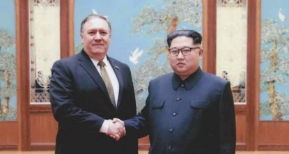 North Korea has made nuclear concessions before talks, Trump says