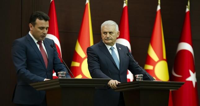 يلدريم: لو أهملت تركيا أمن المنطقة فستدفع أوروبا ثمناً باهظاً