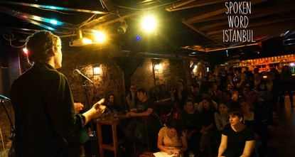 pstrongOct. 3 - Spoken Word Istanbul at Arsen Lüpen/strong/p  pAs an expat in Istanbul, if you haven't checked out the lively Spoken Word scene yet, you are way out of the loop. Spoken Word...