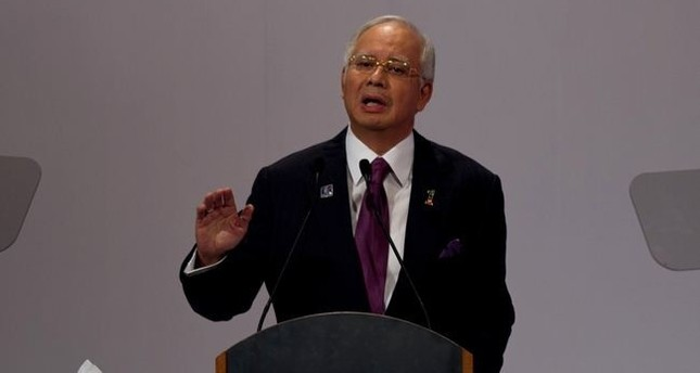 نجيب عبد الرزاق - رئيس الوزراء الماليزي السابق