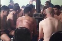 Griechischer Grenzschutz verprügelt Flüchtlinge