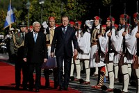 Lausanne Treaty needs to be revised for Turks in Greece, Erdoğan says on Athens visit