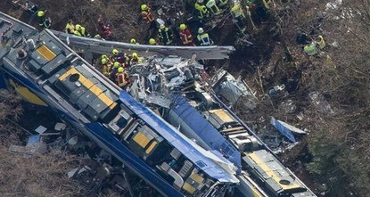 Recent major train disasters in Europe and US