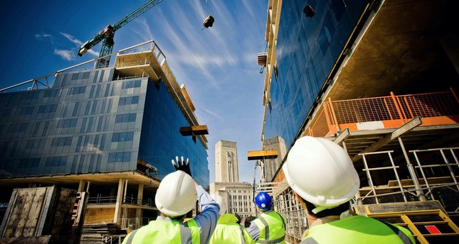 Nearly half the projects undertaken by Turkish contractors in 2018 were in Eurasia