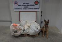 Explosives seized at Turkey-Iran border