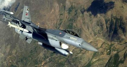 Turkey neutralizes 15 terrorists in Iraq