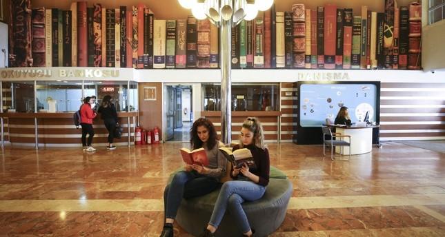 المكتبة الوطنية في أنقرة.. خزان علمي ومستودع للتاريخ التركي