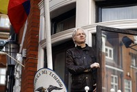 UK refuses to grant Assange diplomatic status after Ecuador request