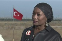 American singer Della Miles stands with Turkey in fight against terror