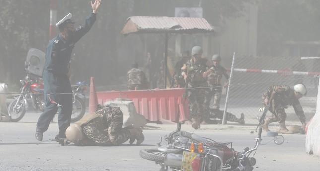 سلسلة انفجارات قوية تهز العاصمة الأفغانية كابول