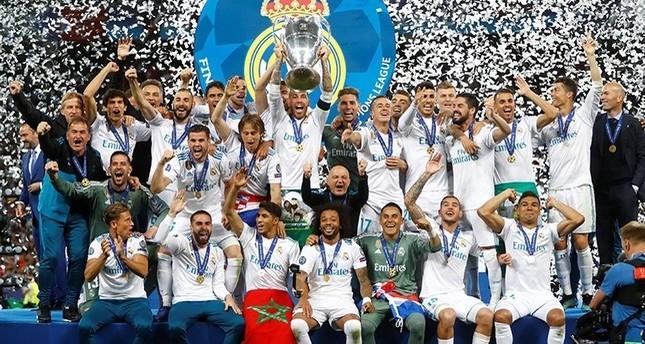 8 أرقام لنجوم ريال مدريد بعد التتويج بأبطال أوروبا
