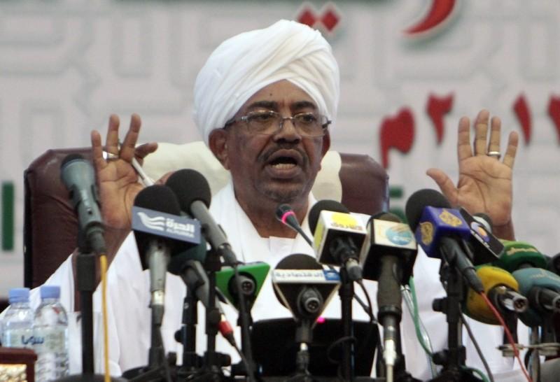 President Omar al-Bashir (File photo)