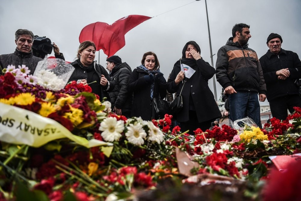 One of the two suicide bombers who committed the attacks on Dec. 13 in Istanbul last year that killed 44 people was a woman, one of the many who have been indoctrinated by the PKK, which the New York Times praises for its gender equality.