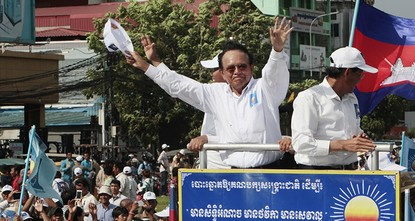 pCambodia's Supreme Court ordered the main opposition party to be dissolved on Thursday, dealing a crushing blow to democratic aspirations in the increasingly oppressive Southeast Asian state. The...