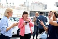 Powerful magnitude 5.8 tremor shakes Istanbul