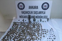 Police seize hundreds of ancient artifacts in Turkish capital Ankara
