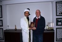 بريطاني سبعيني يقيم في تركيا منذ 14 عاماً يعلن إسلامه