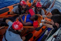 NBA star Marc Gasol joins migrant rescue operation in Mediterranean
