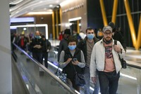 Chinese tourists quarantined over suspected coronavirus in Turkey's Aksaray