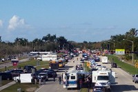 At least 17 dead after shooting at school in Florida