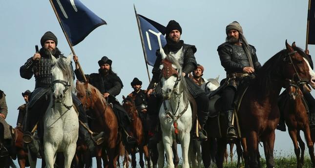 Turkish history-themed series 'Diriliş Ertuğrul' bids farewell to