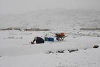 الثلوج الكثيفة في باكستان تحصد أرواح 14 شخصاً