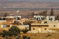 إحدى نقاط المراقبة التركية في إدلب