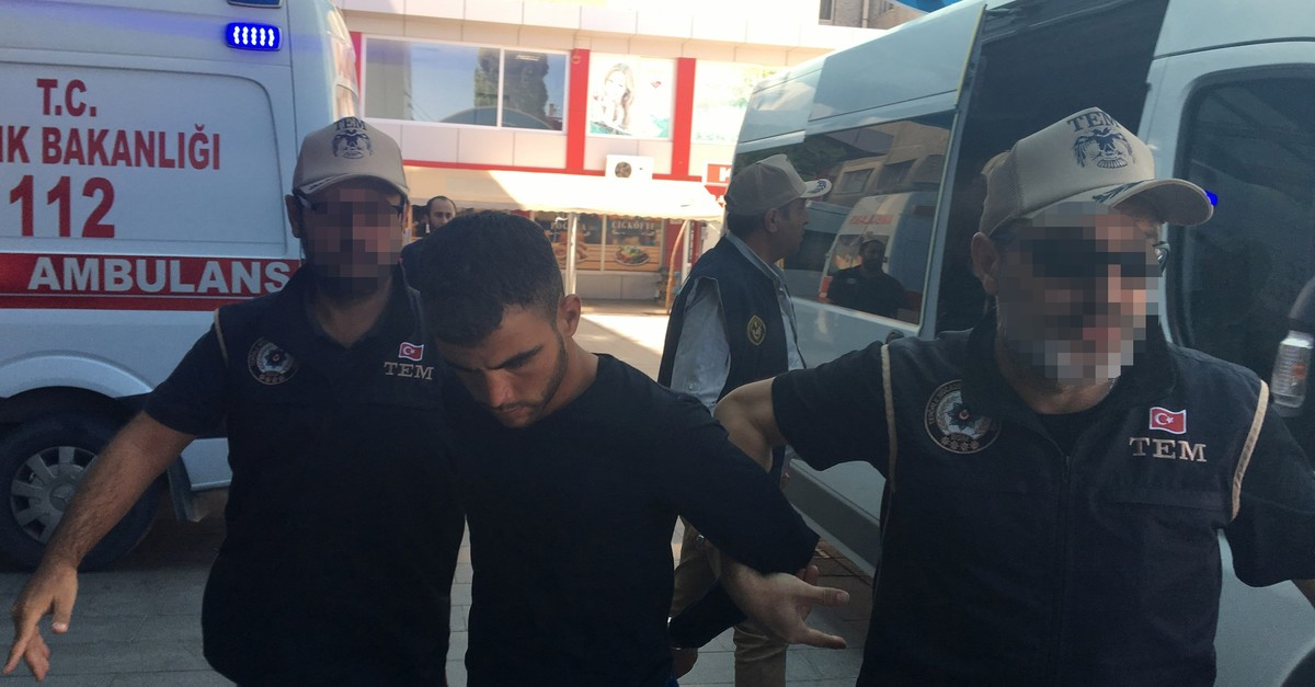 Under interrogation, the captured terrorist code named u201cMahmud Ahmetu201d confessed that he was going to place a bomb in a toilet which the terrorist organization had shown him and blow it up later with a signal from his cell phone.