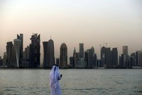 Qatar asserts its role as a business hub in new political landscape