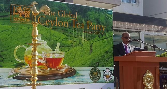 150th Sri Lankan Tea Party celebrated in Ankara