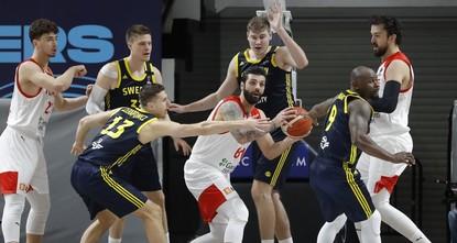 منتخب تركيا لكرة السلة يتأهل لنهائيات أمم أوروبا 2022